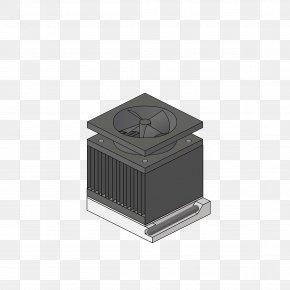 Electronics - Heat Sink Central Processing Unit Fan CPU Socket Clip Art PNG