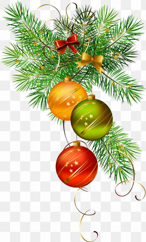 Christmas - Christmas Ornament New Year Christmas Card Clip Art PNG