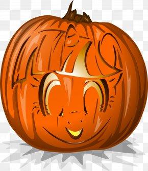 Pumpkin - Twilight Sparkle Halloween Jack-o'-lantern Pumpkin PNG