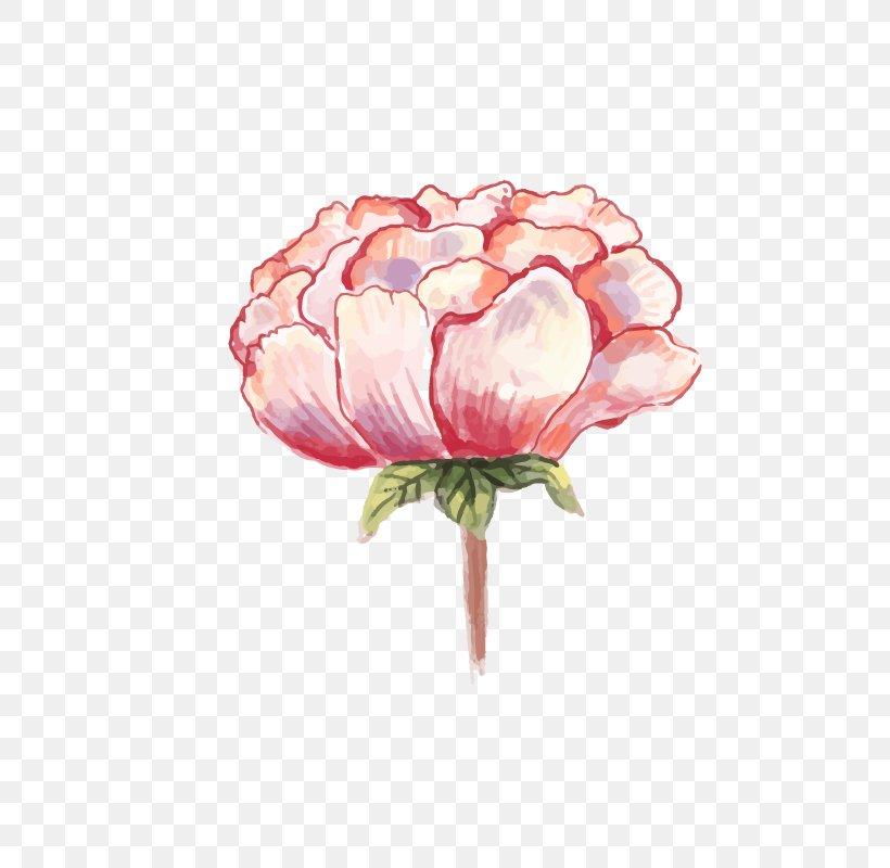 Watercolor: Flowers Watercolor Painting Peony, PNG, 800x800px, Watercolor Flowers, Cut Flowers, Floral Design, Floristry, Flower Download Free