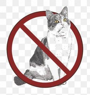 Forbidden Cats - T-shirt Sticker Hoodie Hard Hat Decal PNG