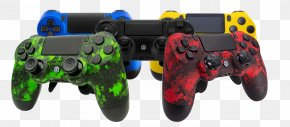 Playstation - Xbox 360 Controller Battlefield 4 Game Controllers Video Game PlayStation 4 PNG