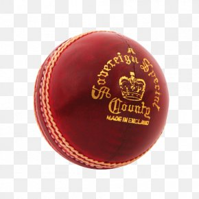 Cricket Ball Picture - Cricket Ball Cricket Clothing And Equipment Cricket Bat PNG