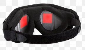 Red Sunset - Light Sleep Blindfold Mask Amazon.com PNG