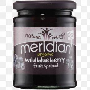 Juice - Organic Food Marmalade Juice Blueberry Spread PNG
