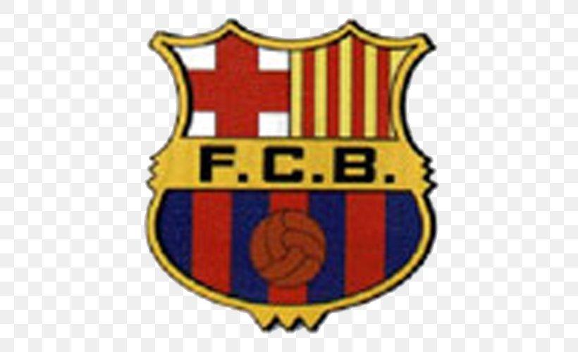 Fc Barcelona Dream League Soccer Logo First Touch Soccer La Liga Png 500x500px Fc Barcelona Area