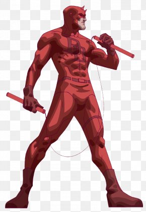 Daredevil Photo - Daredevil Hulk Wolverine Iron Fist Comics PNG