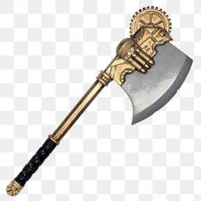 Axe - Larp Axe Live Action Role-playing Game Hand Axe Battle Axe PNG