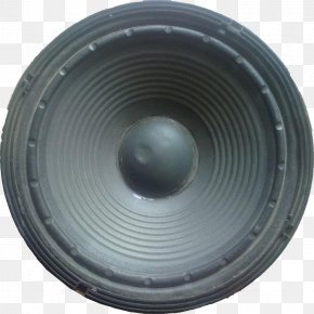Audio Speakers - Car Subwoofer Loudspeaker Audio Sound Box PNG