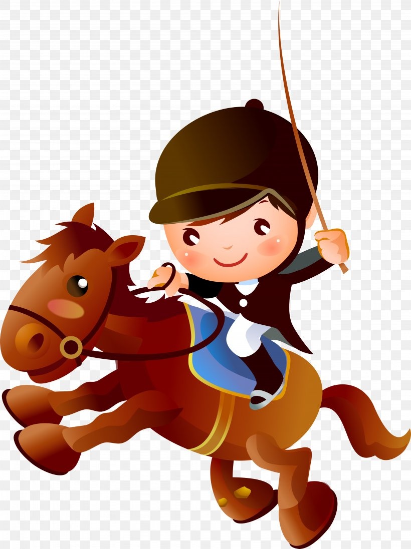 Horse Equestrian Child Clip Art Png 4311x5770px Horse Animation Art Cartoon Child Download Free