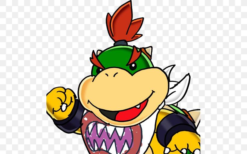 Super Mario Bros Bowser Jr Png 511x512px Mario Bros