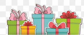 Gift - Gift Birthday Illustration PNG