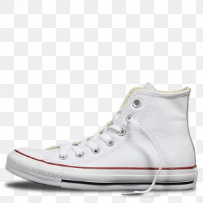 Chuck Taylor - Sneakers Chuck Taylor All-Stars White Converse High-top PNG