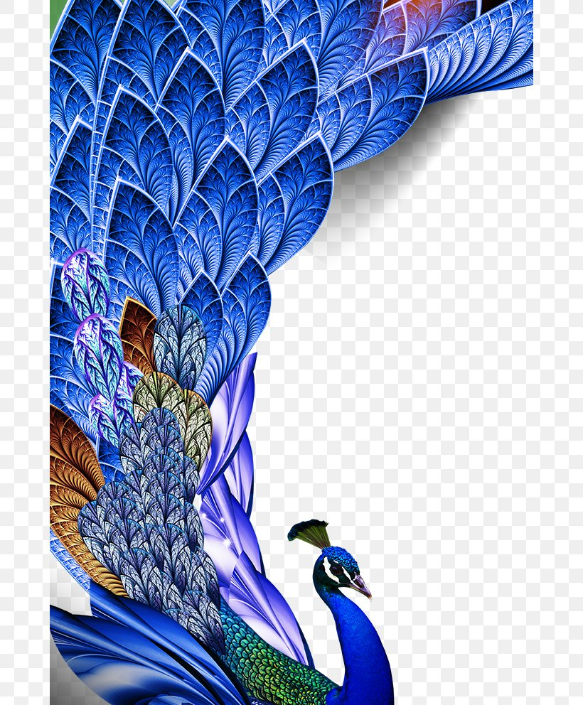 Bird Feather Huawei P10 Asiatic Peafowl, PNG, 680x992px, Wedding Invitation, Art, Color, Cross Stitch, Embroidery Download Free