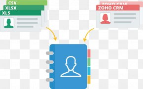 Email - Zoho Office Suite Electronic Mailing List Email Customer Relationship Management PNG