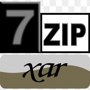 7-Zip Free And Open-source Software Computer Software Clip Art PNG