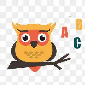 Owl - Owl Cartoon Animation PNG