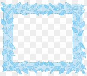 Leaf Frame - Picture Frames Glass Decorative Arts Paper PNG