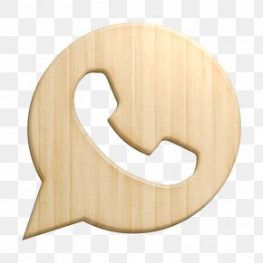 Wood Finger - Call Icon Contact Icon Logo Icon PNG