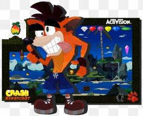 Crash Bandicoot - Crash Bandicoot N. Sane Trilogy PlayStation 4 Skylanders: Imaginators Video Game PNG