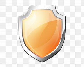 Silver Shield Icon - Logo Clip Art PNG