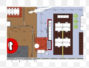 House - Floor Plan Architecture Facade House Residential Area PNG