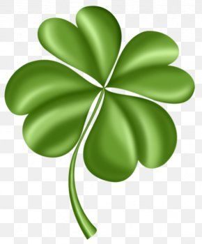 Saint Patrick's Day - Four-leaf Clover Saint Patrick's Day Computer Icons Clip Art PNG