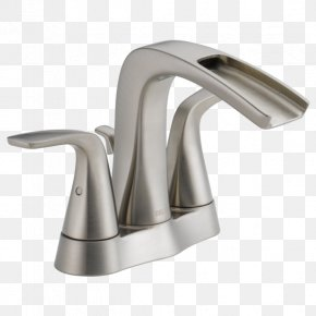 Sink - Tap Sink Bathroom EPA WaterSense Stainless Steel PNG