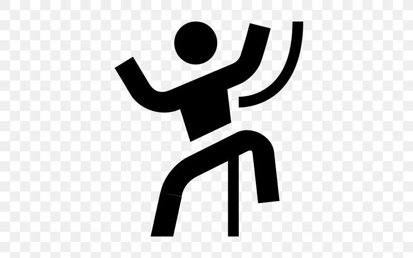 Rock Climbing Sport Climbing Free Climbing, PNG, 512x512px, Climbing, Area, Arrampicata Indoor, Black And White, Climbing Shoe Download Free