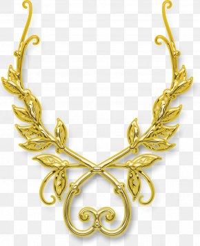 Jewellery - Jewellery Designer Gold PNG
