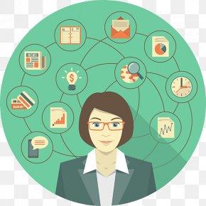 Business - Communication Business Concept Clip Art PNG