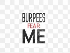 T-shirt - Burpee Exercise CrossFit Physical Fitness T-shirt PNG