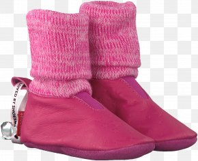Boot - Snow Boot Shoe Fur Pink M PNG