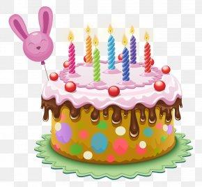 Birthday Cake - Birthday Cake Chocolate Cake Icing Cream Cupcake PNG