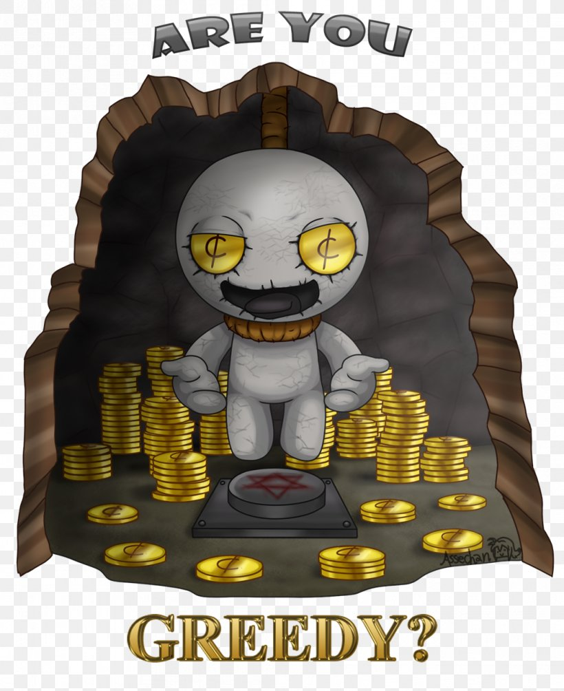 The Binding Of Isaac: Afterbirth Plus Greed Video Games