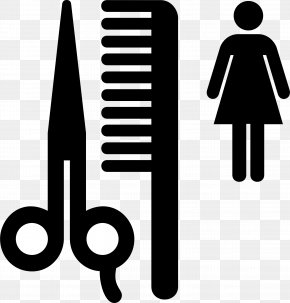 Cosmetologist Hairdresser Cliparts - Beauty Parlour Free Content Hairdresser Clip Art PNG