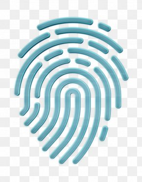 Labyrinth Fingerprint Icon - Justice Icon Fingerprint Icon PNG