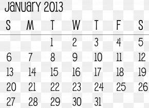 BLANK CALENDAR - Lunar Calendar Roman Calendar Month 0 PNG