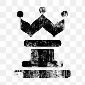 Chess Piece - Chess Piece Queen King Icon PNG