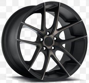 Wheel Rim - Car Audi TT Wheel Spoke PNG