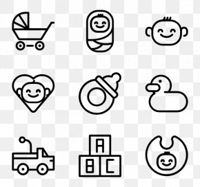 Baby Picture - User Interface Icon Design Clip Art PNG