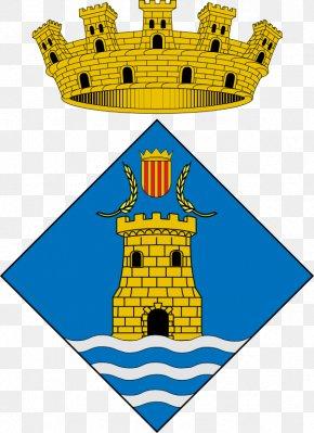 Shield - El Prat De Llobregat Vallirana Coat Of Arms Shield Heraldry PNG