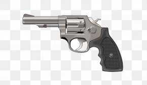 Handgun - Revolver Firearm Smith & Wesson Pistol .38 Special PNG