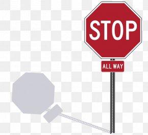 Way Cliparts - Stop Sign Clip Art PNG