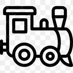 Train - Train Rail Transport Passenger Car Clip Art PNG