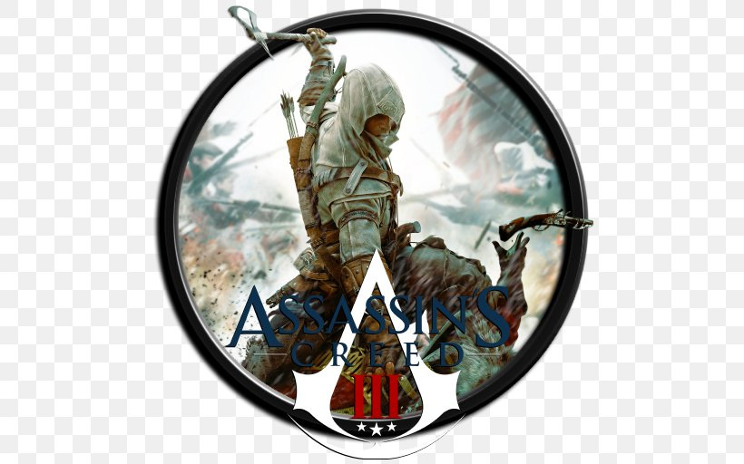 Assassin's Creed III Assassin's Creed: Revelations Xbox 360, PNG, 512x512px, Xbox 360, Playstation 3, Soldier, Ubisoft, Ubisoft Montreal Download Free