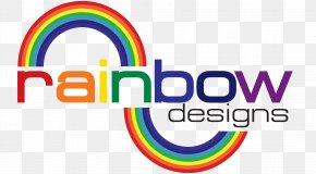 Inspiration - Rainbow Graphic Designer Logo PNG