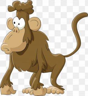 Gorilla - Mandrill Hamadryas Baboon Monkey Clip Art PNG