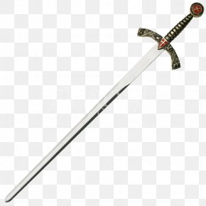 Knight Sword Pic - Middle Ages Knightly Sword Crusades PNG