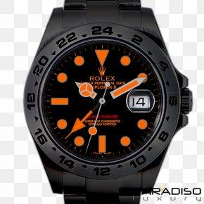 Rolex Explorer - Rolex Daytona Watch Strap Lorus PNG